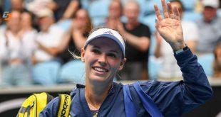 به مناسبت خداحافظی کارولین وزنیاکی از دنیای تنیس