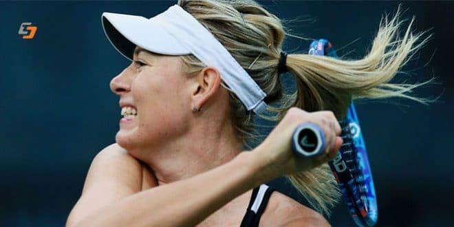 خداحافظی ماریا شاراپووا از دنیای تنیس