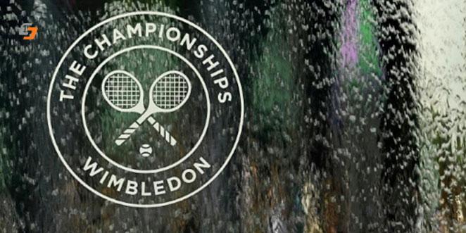 لغو مسابقات تنیس ویمبلدون